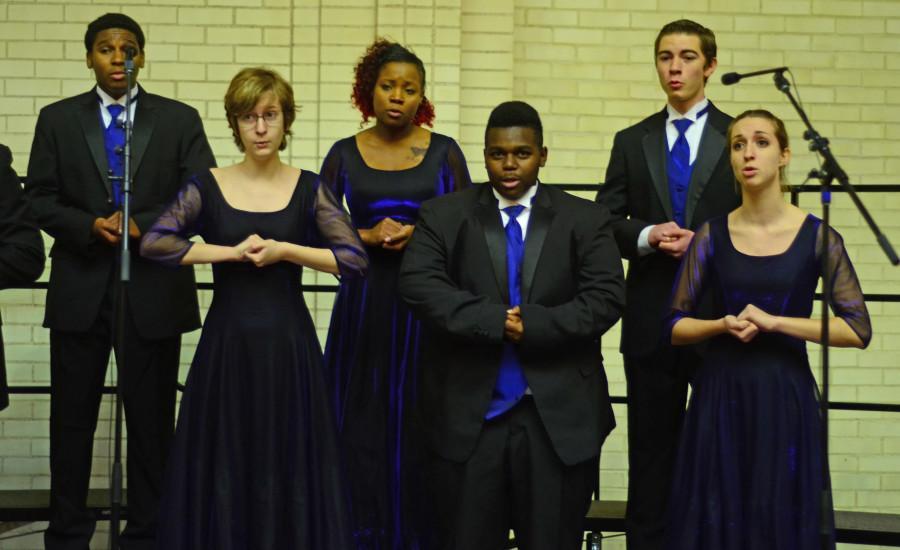 Photos: Northpark Acapella Choir