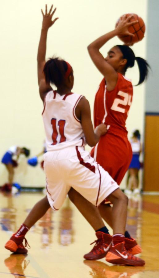 Photos: JV Girls Basketball vs. South Grand Prairie