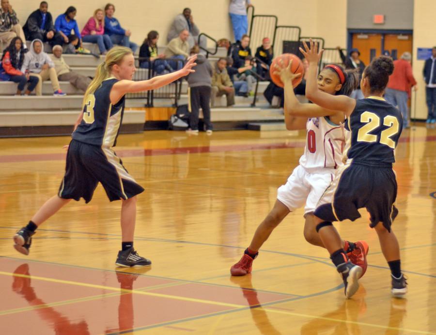 Photos%3A+Girls+JV+Basketball+vs.+Mansfield+1-7