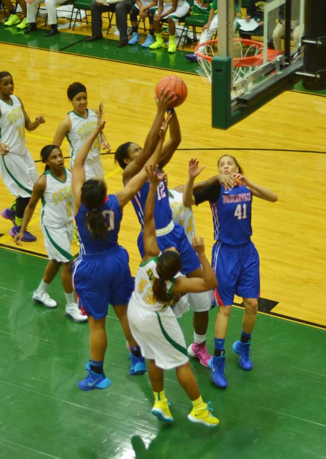 Photos: Varsity Basketball Girls vs. DeSoto