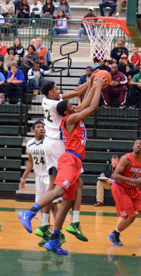Photos: Varsity Boys Basketball vs. DeSoto
