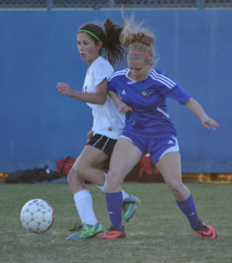 Varsity+soccer+teams+will+face+Grand+Prairie+again+tonight+hoping+for+another+win+for+both+teams+%28Karla+Estrada+photo%29.