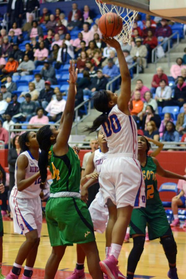 Photos: Varsity Girls Basketball vs. DeSoto