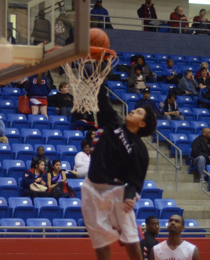 Photos: Boys Varsity Basketball vs. Grand Prairie 01-28