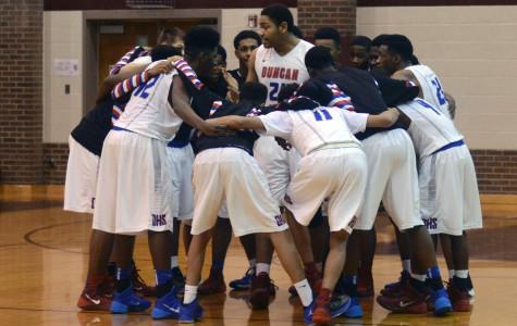 Photos: Boys Basketball Playoffs vs. Copperas Cove