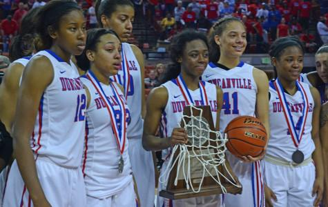 Photos: Pantherettes fall to Manvel 58-53 in Championship game