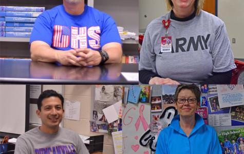 Q&A: Reporters take 5 with Teacher of the Year Nominees