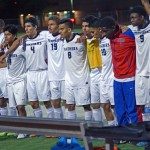 The road to state ended for the Duncanville Varsity Soccer boys against the former state champions (Yonas Nielsen photo).