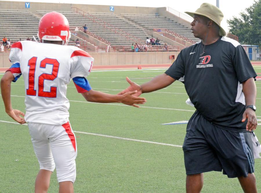 Photos: Freshman Football vs. Mesquite 9-11