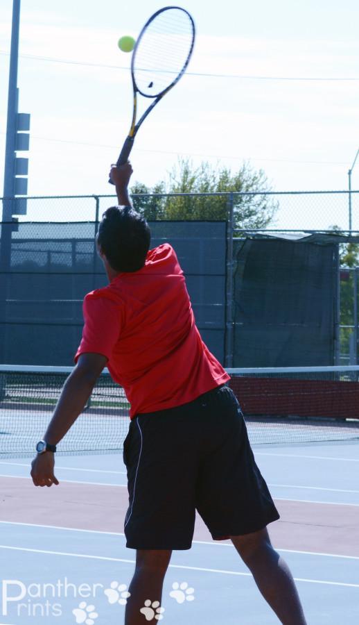 Photos%3A+JV+Tennis+Vs.+Mansfield+9-25