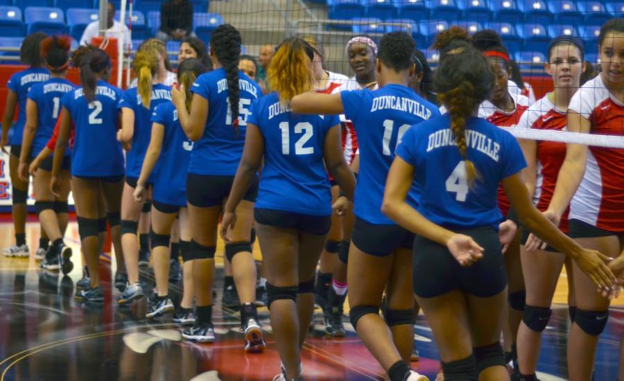 Photos: JV Volleyball Vs. SGP