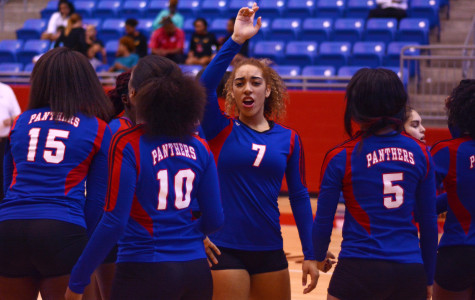 Volleyball team looks to improve in off-season after developmental year