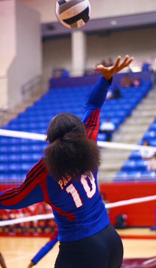 Photos: Varsity Volleyball vs. SGP