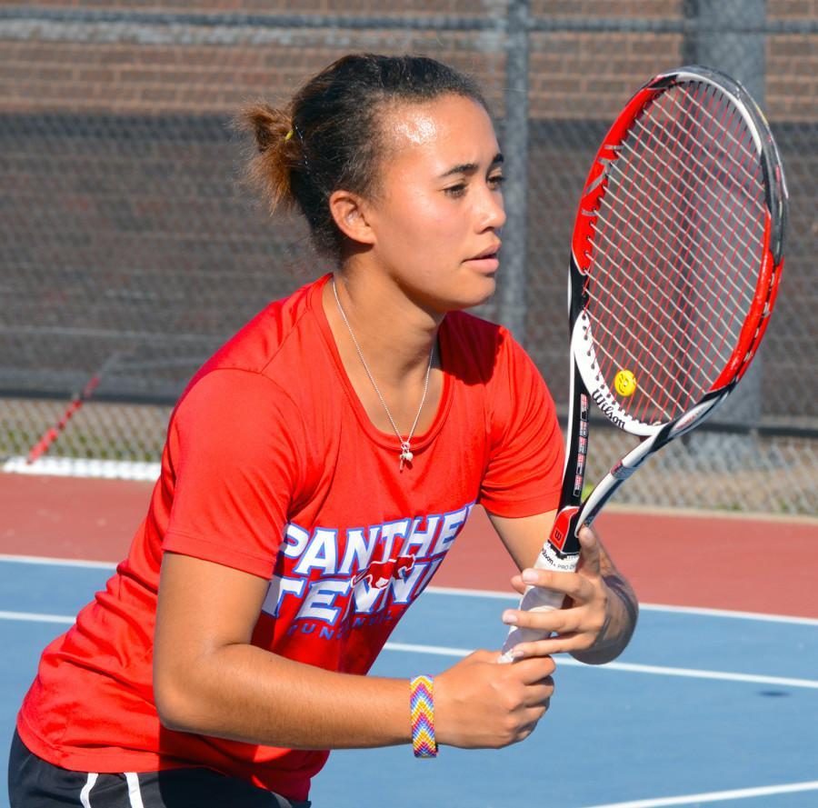 Photos: Tennis Area