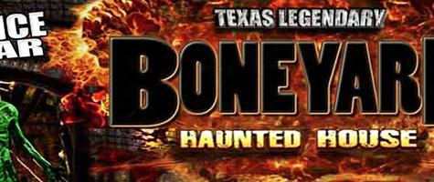 Boneyard Haunted House sets horrific mood perfectly