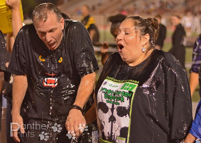 DHS+Choral+Department+sponsors+ALS+Ice+Bucket+challenge+for+teachers+