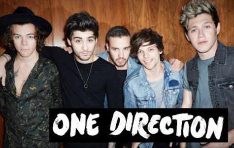 One Direction experiments, matures with upcoming 'Four'