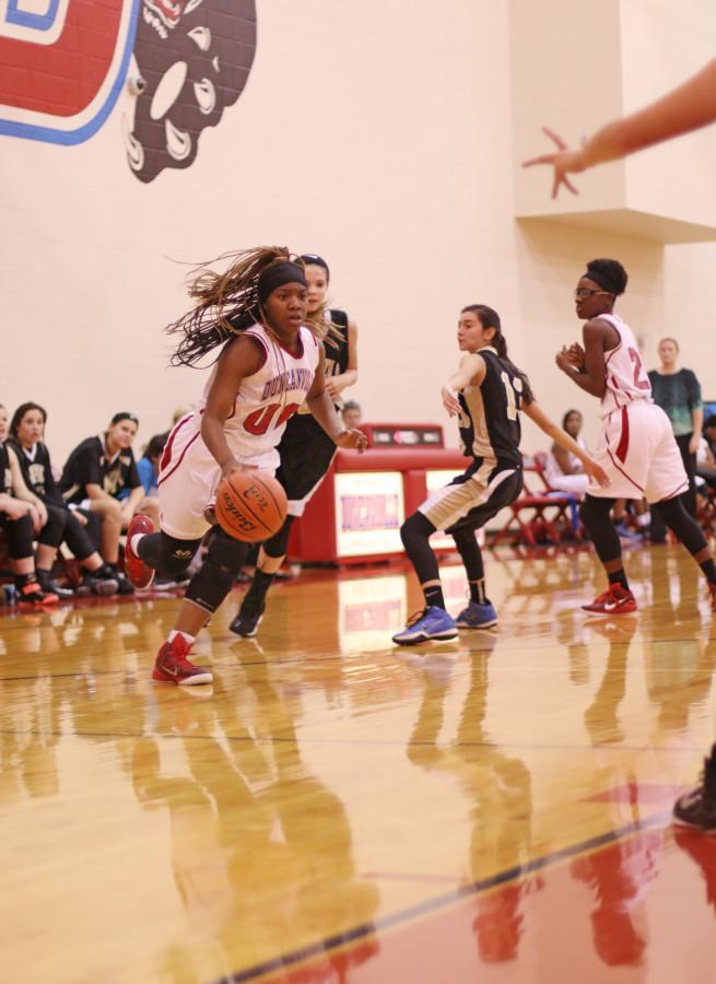Photos%3A+Freshman+Girls+Basketball+vs.+Mansfield