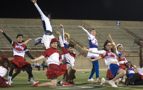 Powderpuff participants reverse the roles