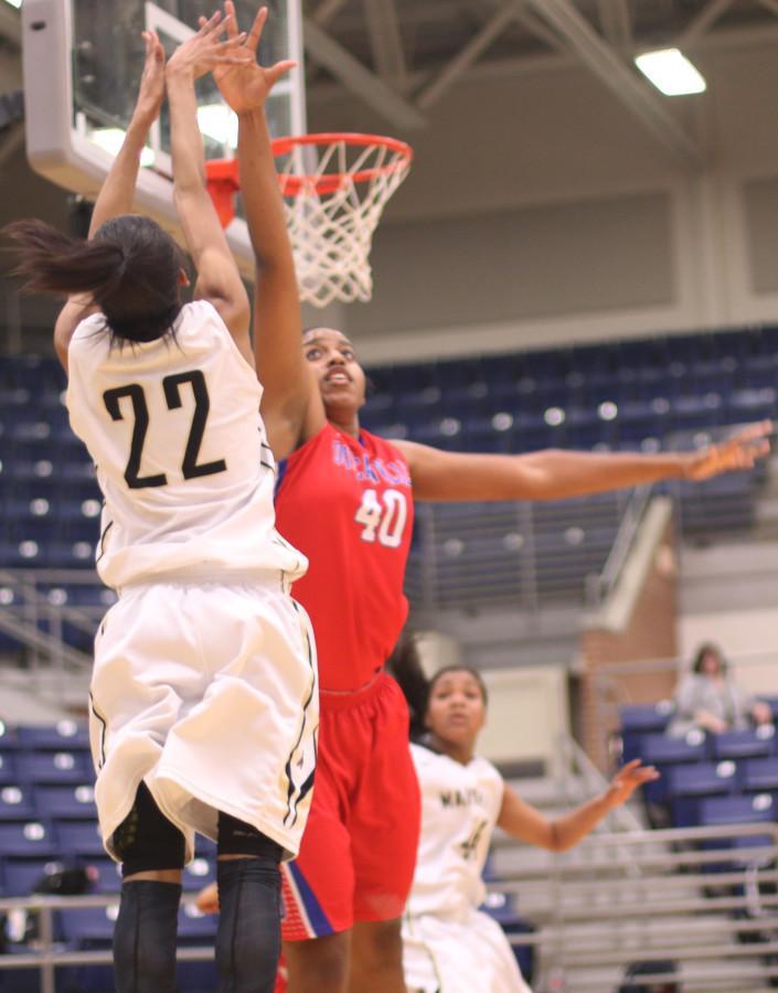 Photos%3A+Varsity+Basketball+Girls+vs.+Mansfield