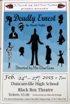 The play is being shown until Friday!