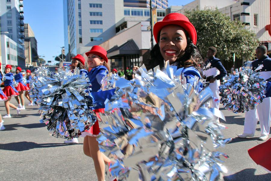 Inaugural+parade+offers+experience+of+a+lifetime+for+High+Hats%2CDrumline