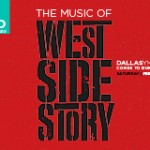 An advertisement for the West Side Story themed show.