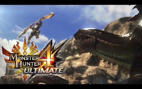 Monster Hunter 4 Ultimate garners 800K in pre-orders