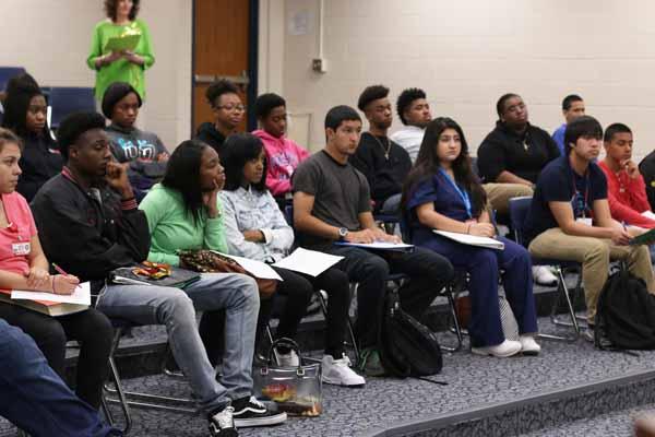 Dallas County DA Speech Classes