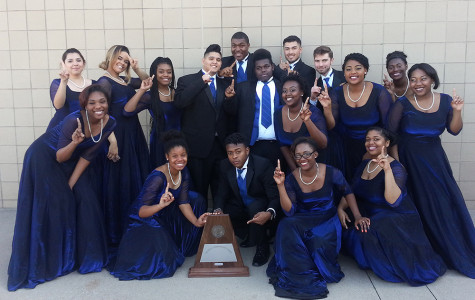 Choral Department's UIL Concert and Sight Reading Competition