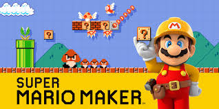 Super Mario Maker gives the player ultimate control