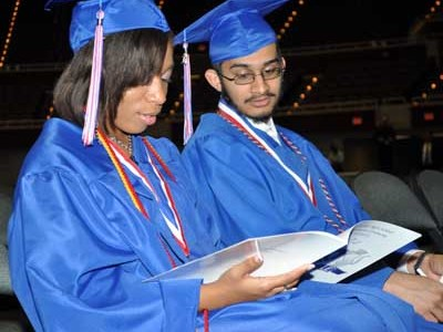 Change in policy allows students to wear variety of chords at commencement