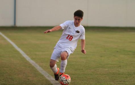 Varsity Soccer Boys defeat Bonham