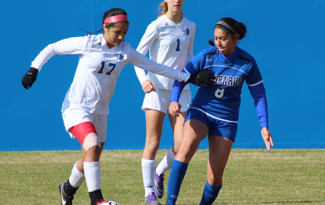 Girls soccer looking to defeat district leader Midlothian