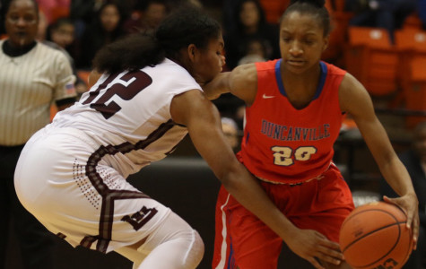 Pantherettes set to rematch Plano West after strong 73-41 win