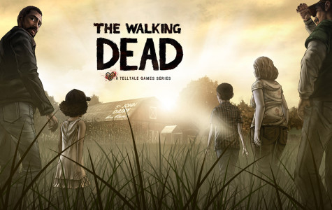 The Walking Dead gameplay