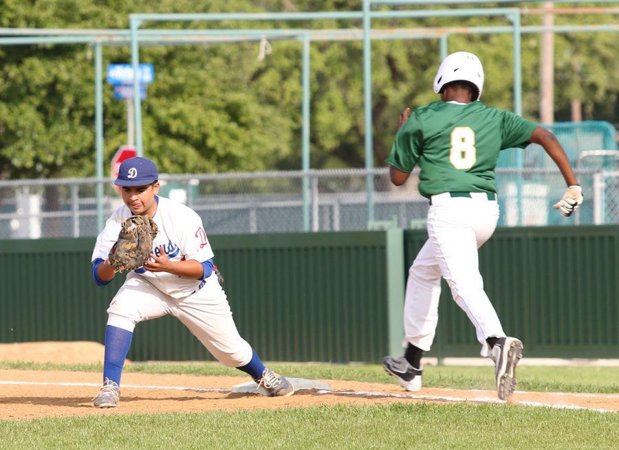 JV baseball boys defeat Desoto