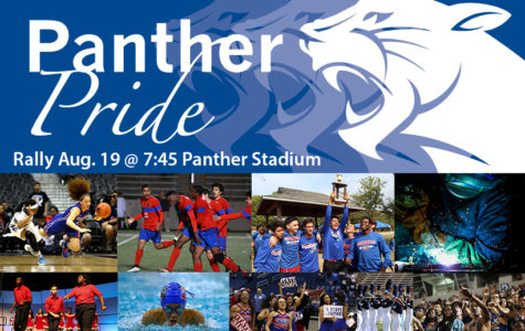 Panther Pride rally to bring together school,community Aug. 19