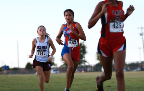 XC runs Cleburne into the ground