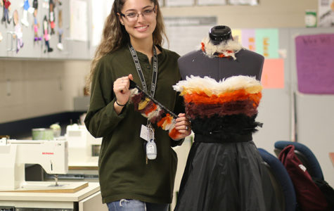 Recycle and redesign project offers students creative outlet