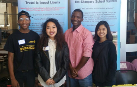 Interact club reaches to Liberia with most recent fundraising project