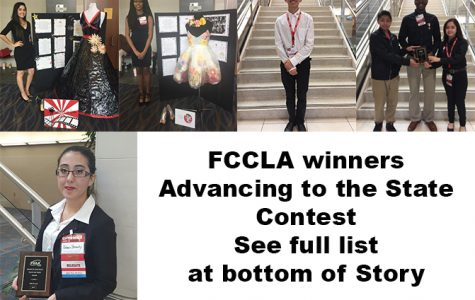 FCCLA chapters advance to state contest