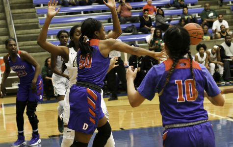 Pantherettes take down the Desoto Eagles