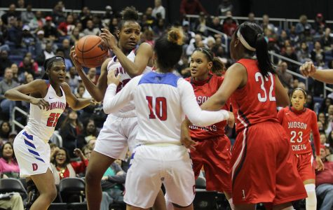 Pantherettes defeat Converse Judson in State Semi Finals