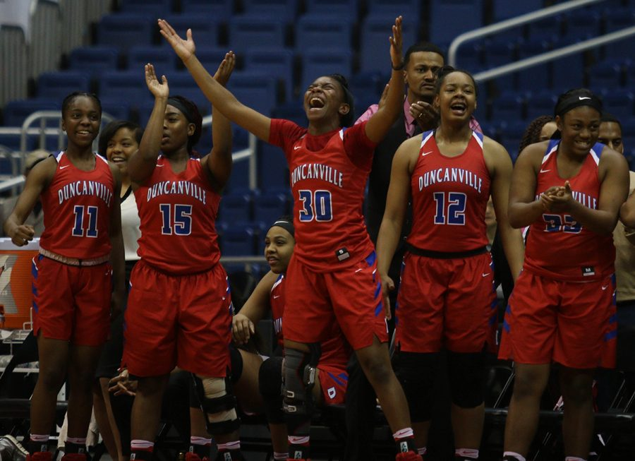 Pantherettes make history with their 10th State win against Cy Ranch
