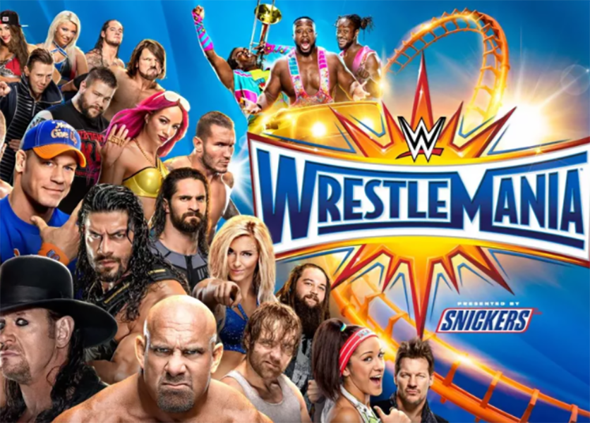 Ultimate thrill ride has come and gone with WrestleMania 33