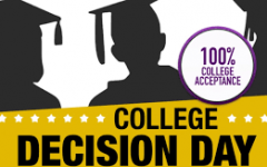 College advisors hold first 'College Decision Day' for seniors