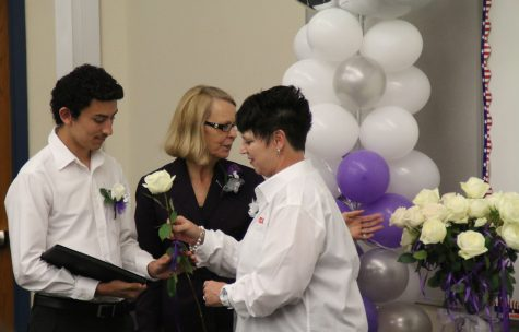 Students get inducted into National Technical Honor Society