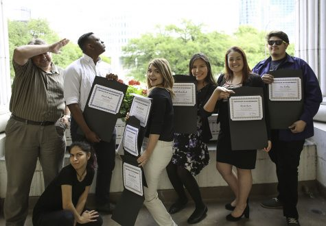 Students come home with big wins from The Dallas Morning News Competition