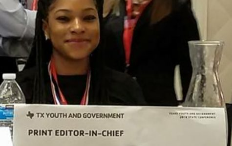 Earning position as Youth and Government State Print Editor-In-Chief leaves lasting impression on student journalist